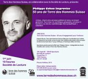 Philippe Cohen improvise pour TdH le 1er juin