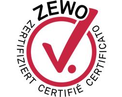 Logo de la Zewo