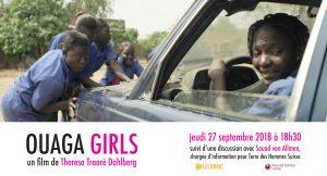 Film Ouaga Girls le 26 septembre à Genève