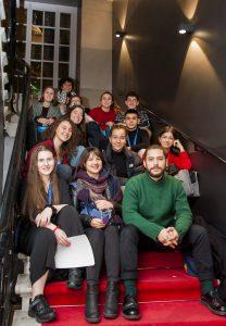 Film péruvien primé par des jeunes à Filmar