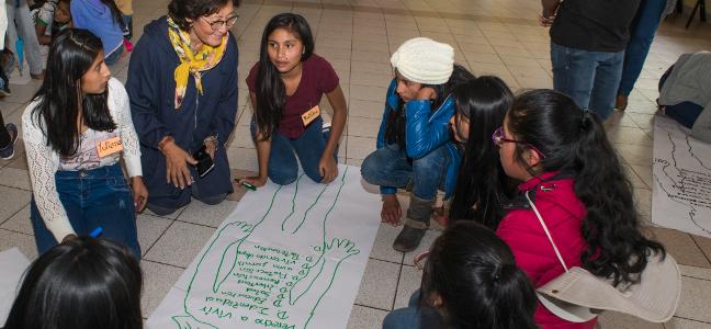 La participation des enfants et des jeunes dans nos projets: état des lieux