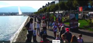 Vidéo de la Marche de l'espoir
