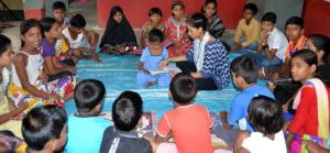 Des jeunes repensent l'éducation en Inde