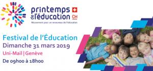 Terre des Hommes Suisse au Festival de l'éducation