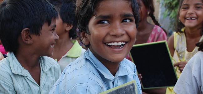 Enjeux éducatifs en Inde