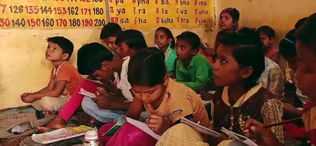 Esprit solidaire en Inde