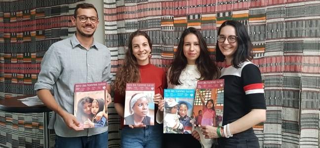 Conseil international des jeunes à Terre des Hommes Suisse