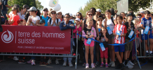 Marche de l'espoir à Genève: radieuse journée de solidarité des enfants avec le Sénégal
