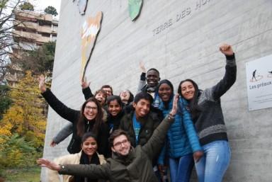 Le Conseil international des jeunes de TdH||Souad von Allmen