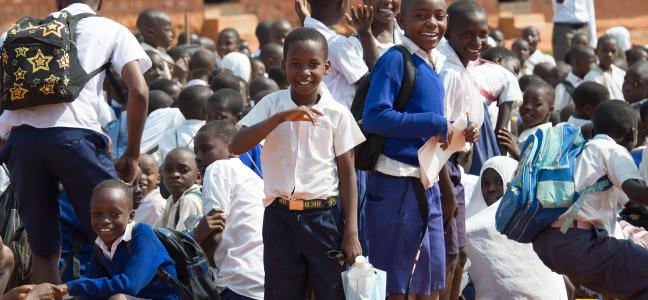 30 ans des droits de l'enfant : un programme inachevé