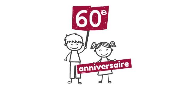 60 ans d'actions en faveur des droits de l'enfant