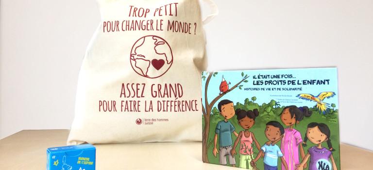 Un cadeau solidaire pour les enfants qui fait la différence !