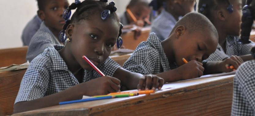 Discutons du droit à l'éducation en Haïti le 28 janvier en Facebook Live !