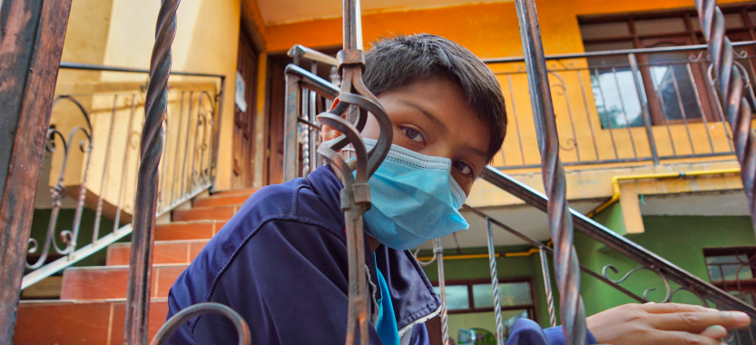 Assurez la protection et l'éducation des enfants pendant la pandémie de la Covid-19 !
