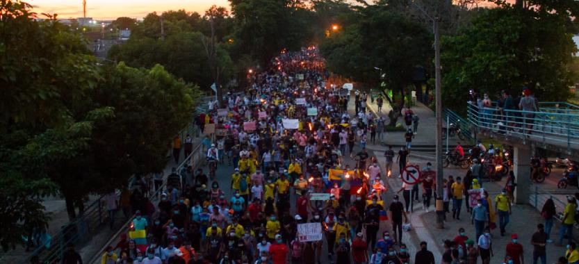 Alerte : Colombie sous le joug de la violence policière