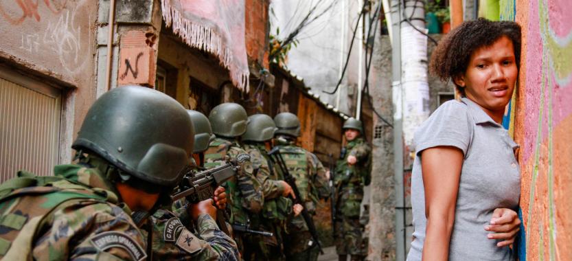 La violence policière au Brésil est «dévastatrice» – arrêtez les exportations d'armes suisses