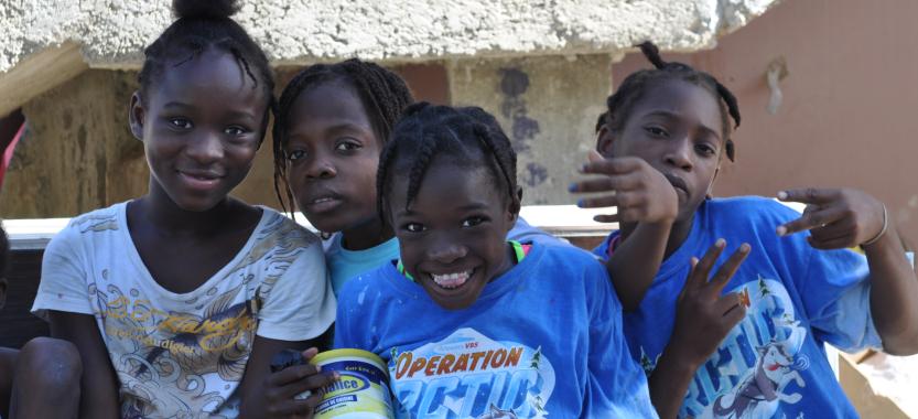 Haïti et les pays africains commémorent leur journée de l'enfant