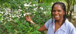 Découvrez notre interview de Guerty Aimé, Coordinatrice nationale en Haïti